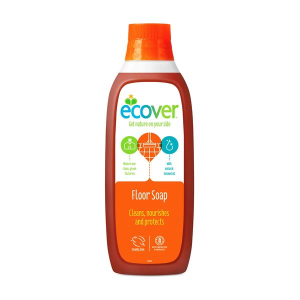 Ecover	Floor Soap 1L	12x1L