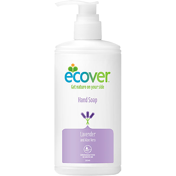 Ecover	Hand Soap Zero	6x250ml