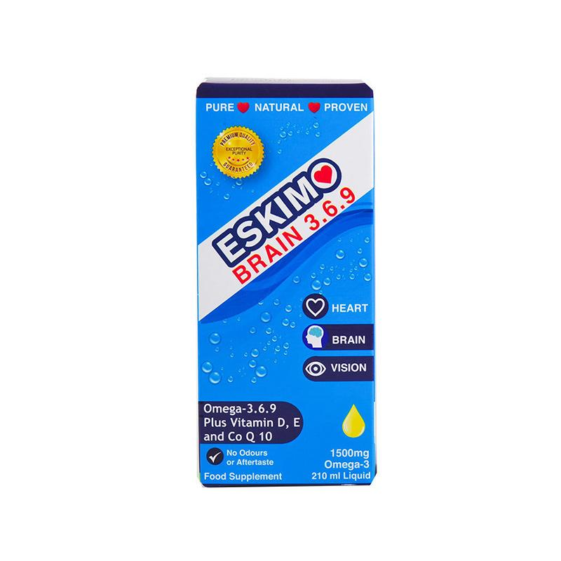 Eskimo Brainsharp Liquid