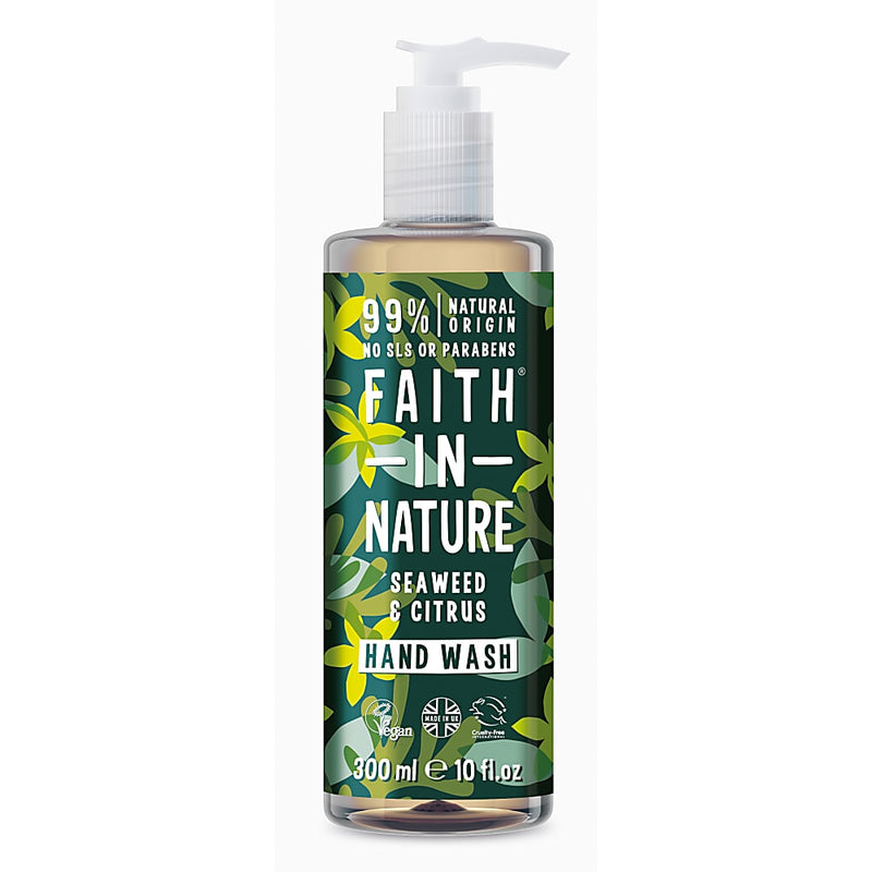 Faith In Nature - Seaweed & Citrus Hand Wash 300ml
