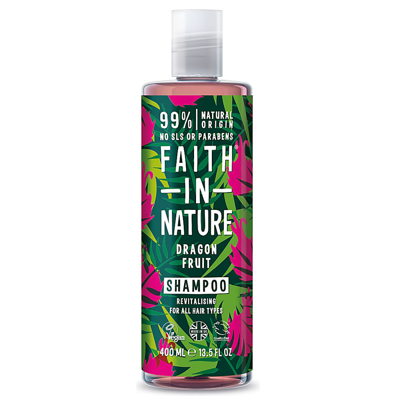 Faith In Nature - Dragon Fruit Shampoo 400ml