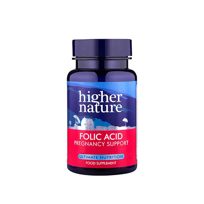 Higher Nature - Folic Acid 400µg
