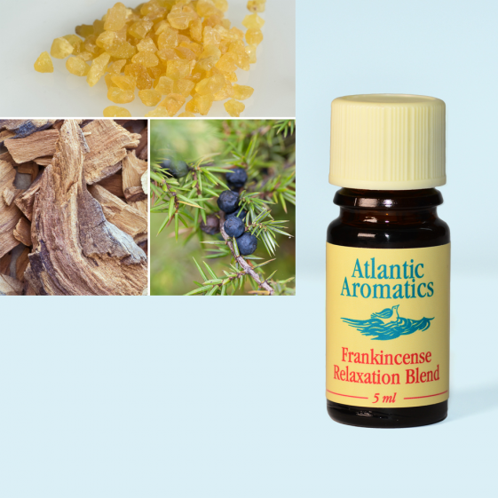 Atlantic Aromatics	Frankincense Relaxation Blend	3x5ml