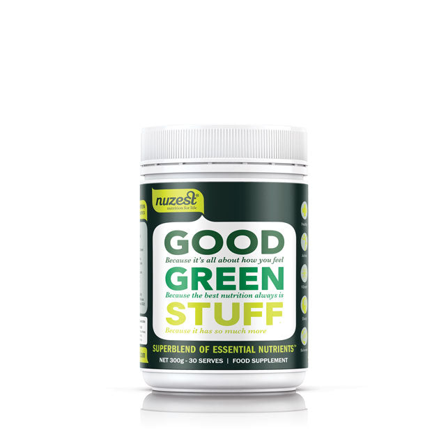 Nuzest - Good Green Stuff LGC Certified