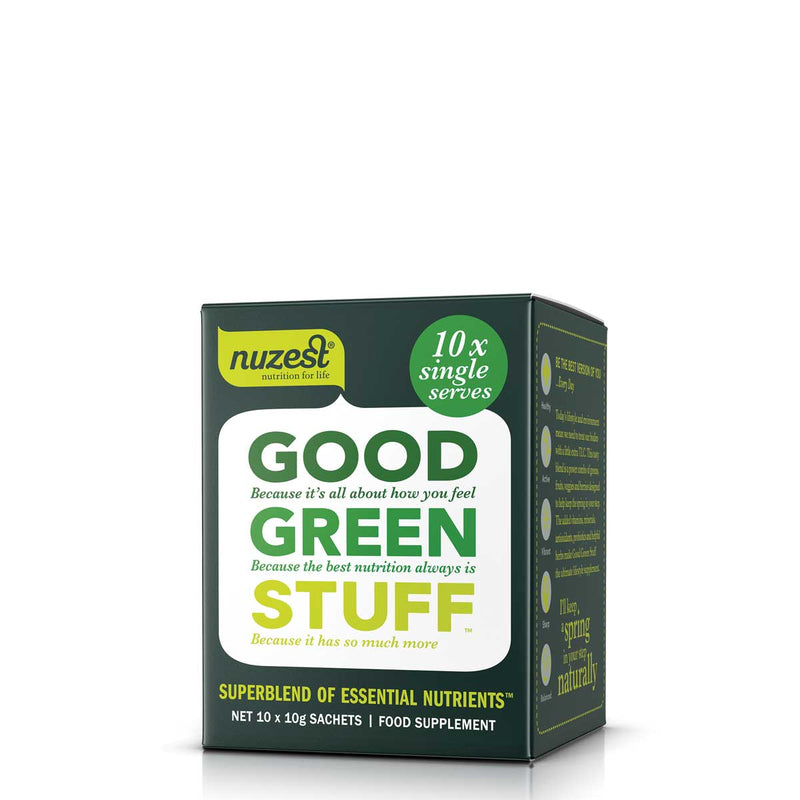 Nuzest - Good Green Stuff 10 Sachets