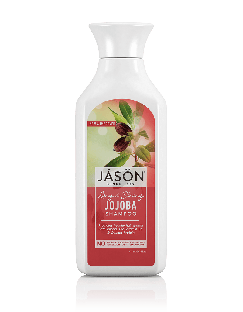 Jason - Long & Strong Jojoba Shampoo