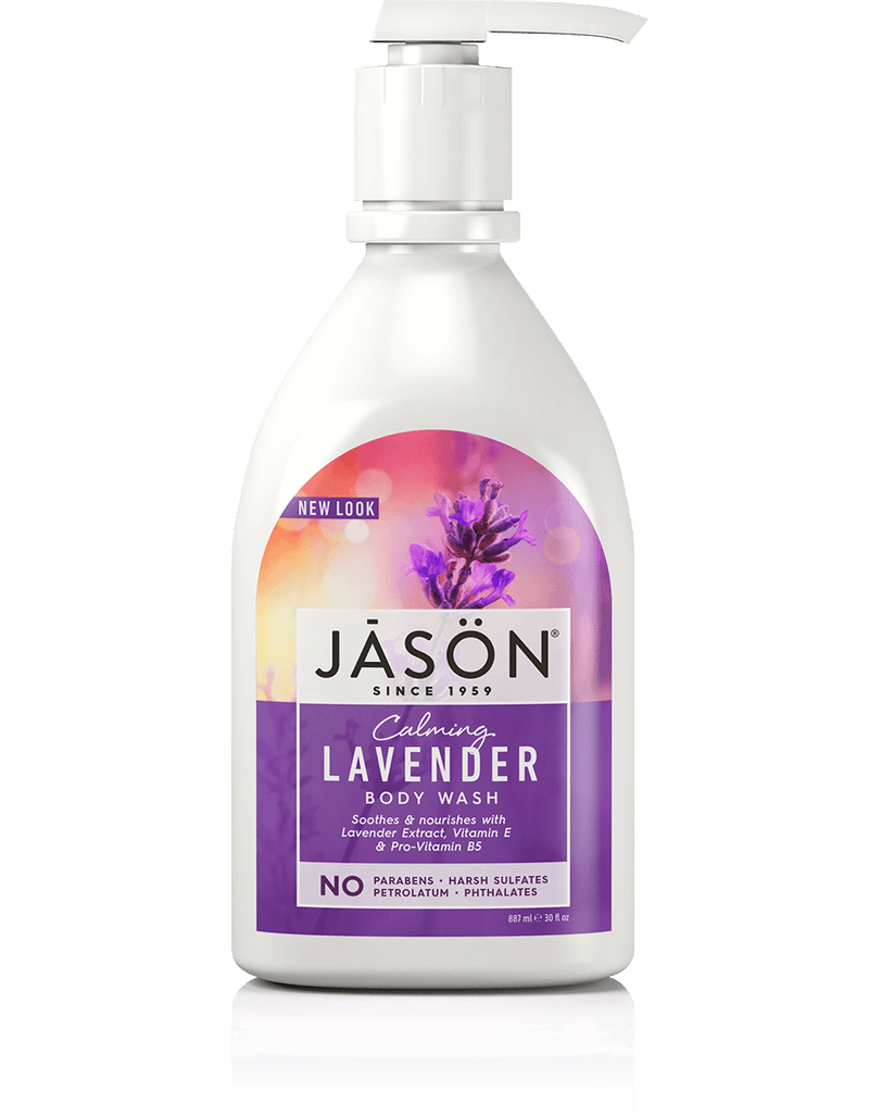 Jason -  Lavender Body Wash