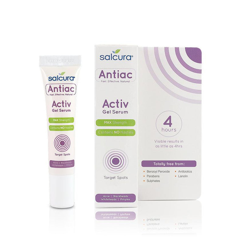 Antiac Activ Gel Serum - 15 ML