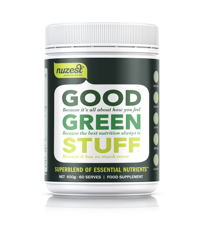 Nuzest - Good Green Stuff 12/30/60 Serve
