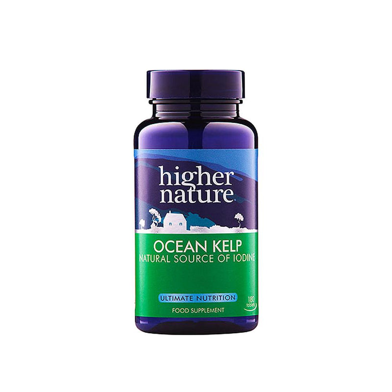 Higher Nature - Ocean Kelp 300mg