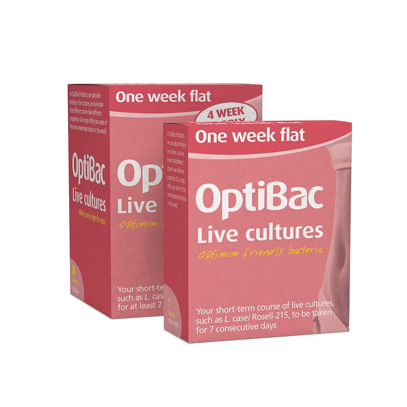 OptiBac - One Week Flat