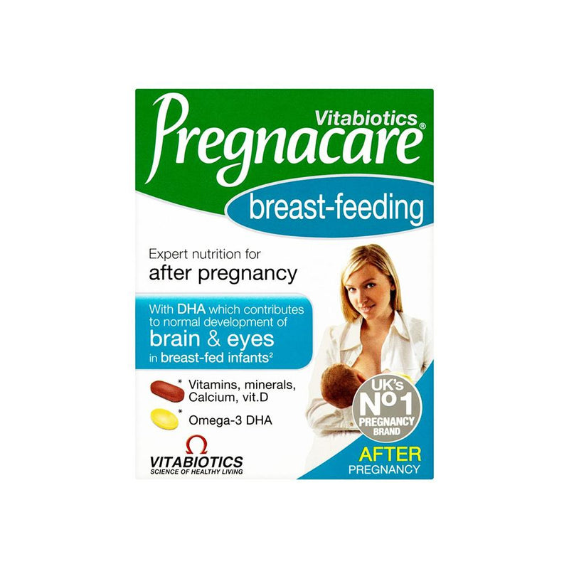 Pregnacare Breastfeeding Tabs/Caps