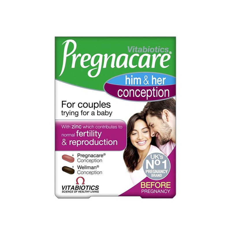 Pregnacare Conception Tabs