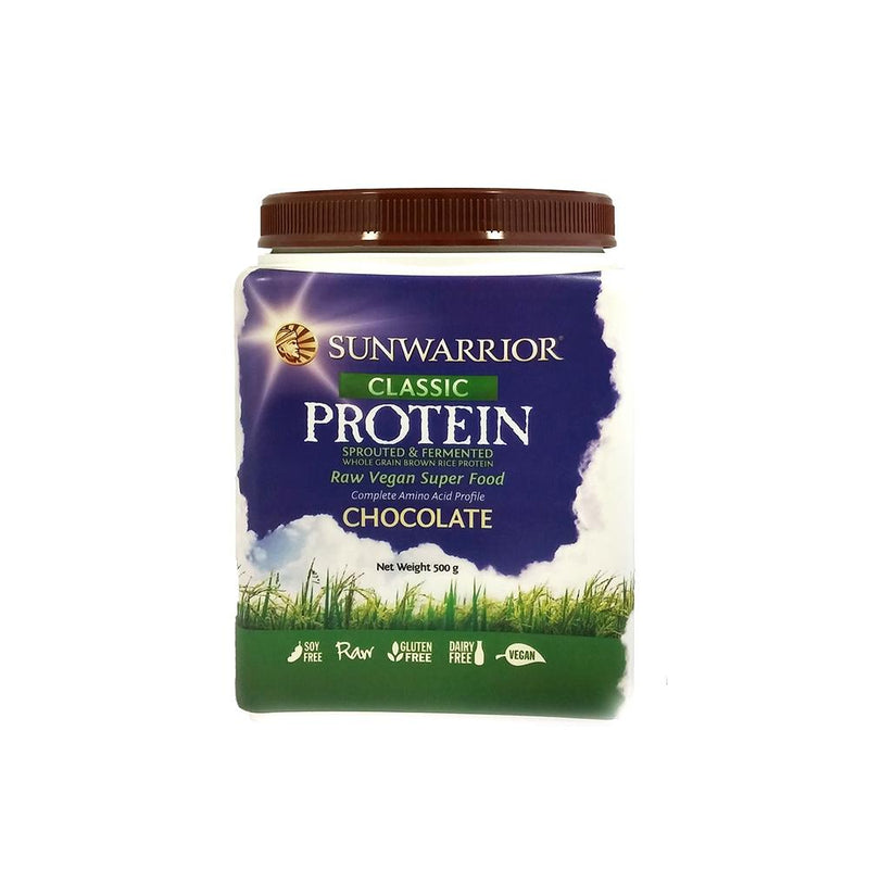 Sun Warrior - Protein Chocolate 500g