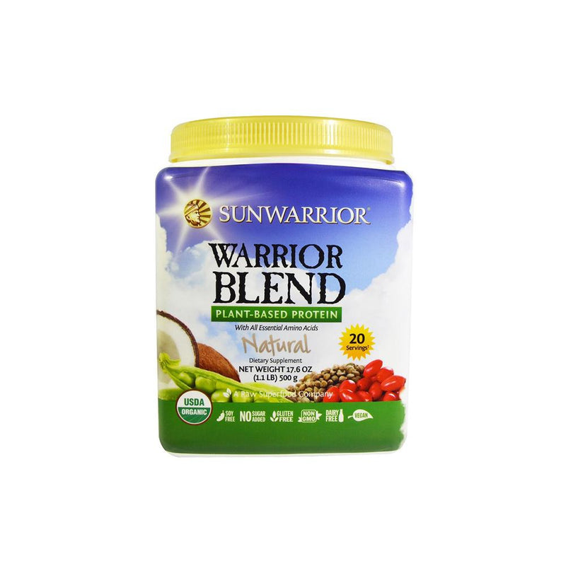 Sun Warrior - Protein Natural