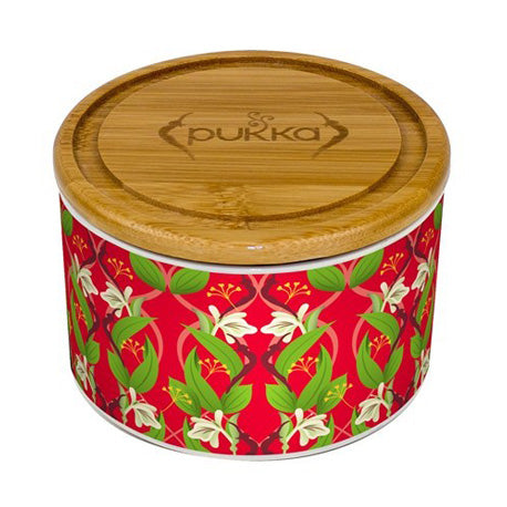 Pukka - Revitalise Ceramic Tea Caddy