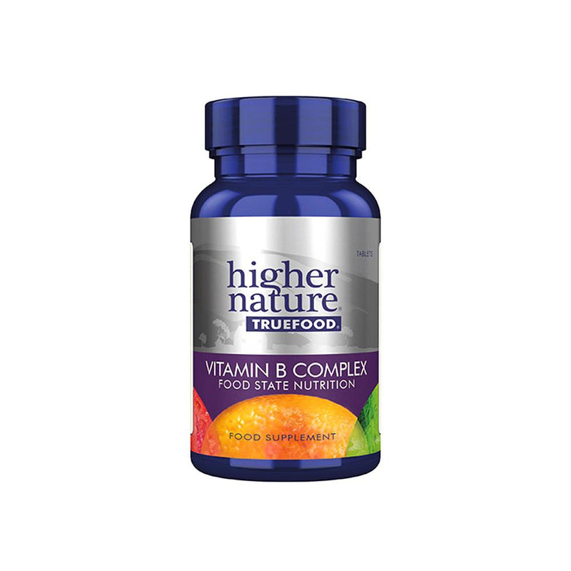 Higher Nature - True Food B Complex