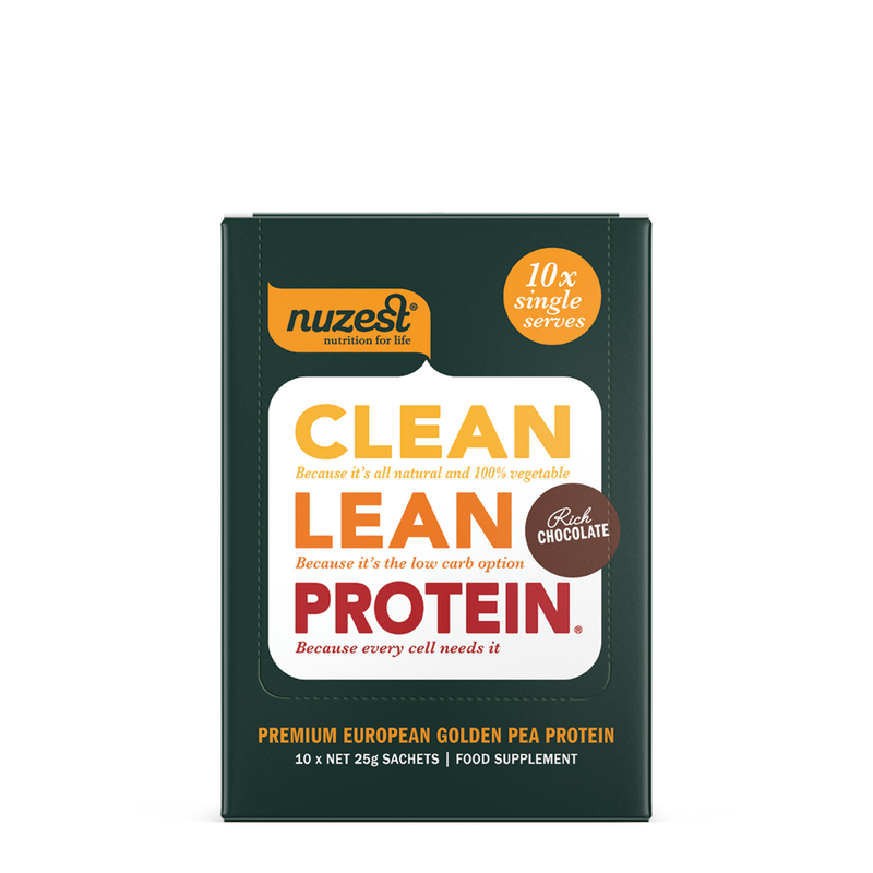 Nuzest - Rich Chocolate CLP 10 Sachets