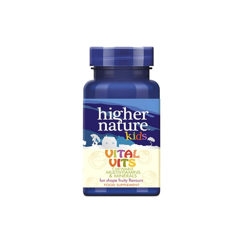 Vital Vits Kids Multivitamin Tablets