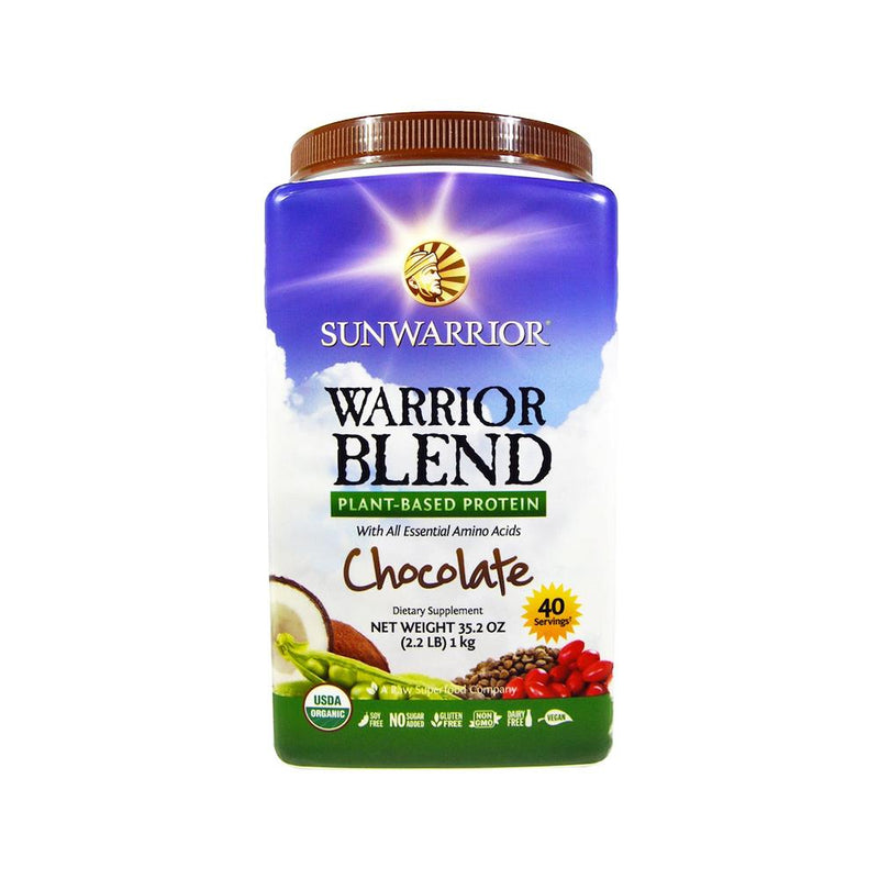 Sun Warrior - Warrior Blend Chocolate