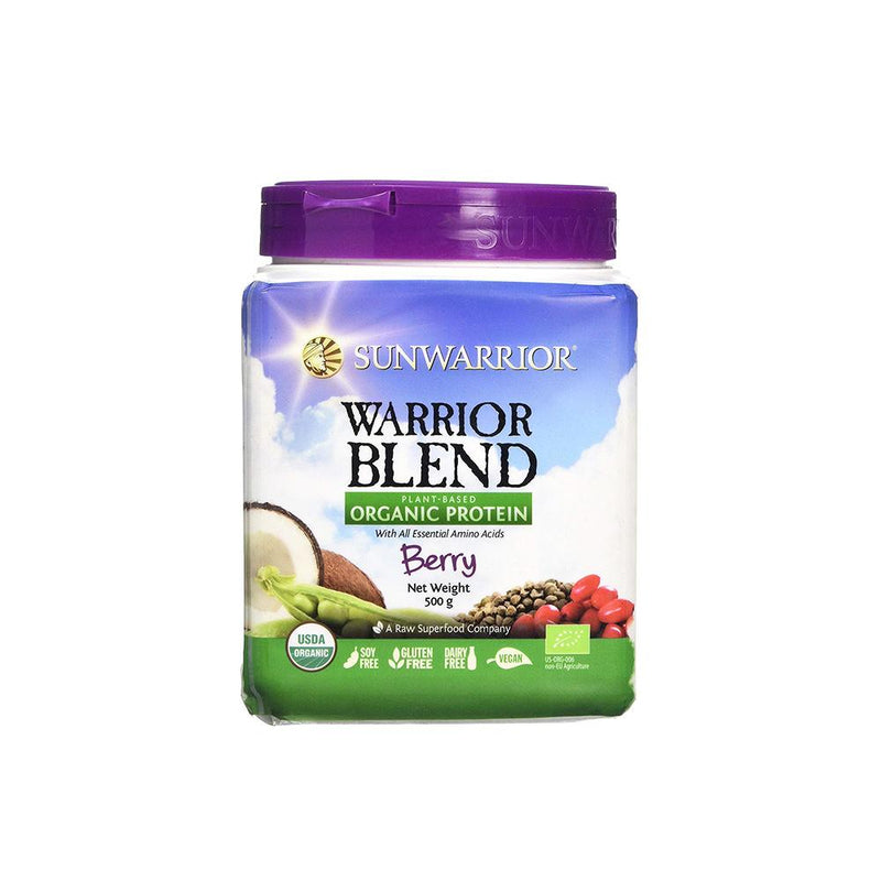 Sun Warrior - Warrior Blend Berry