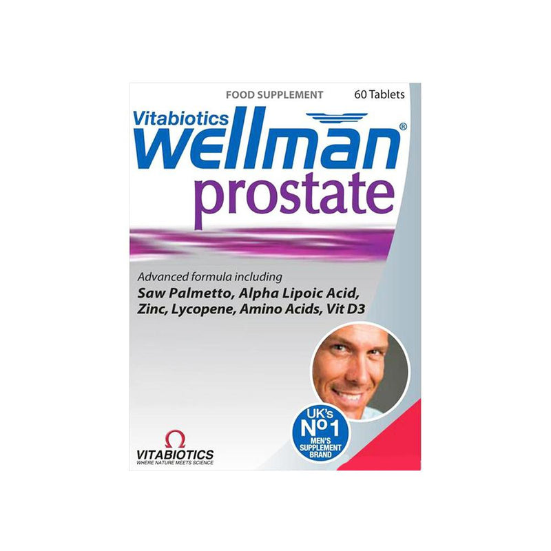 Wellman Prostate Tablets