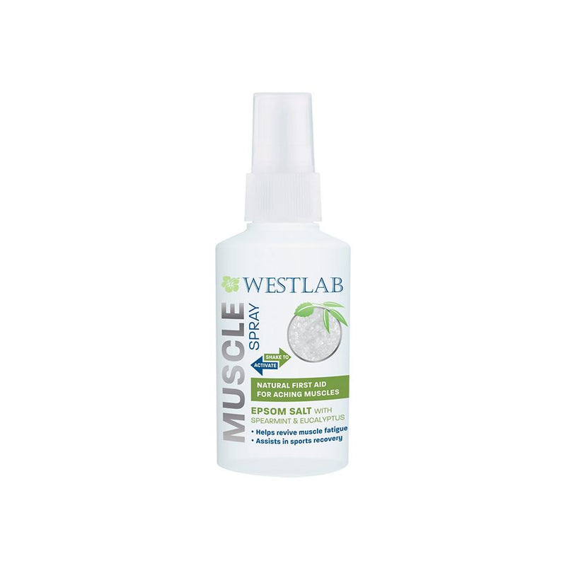 WESTLAB Muscle Spray 50ml Travel size