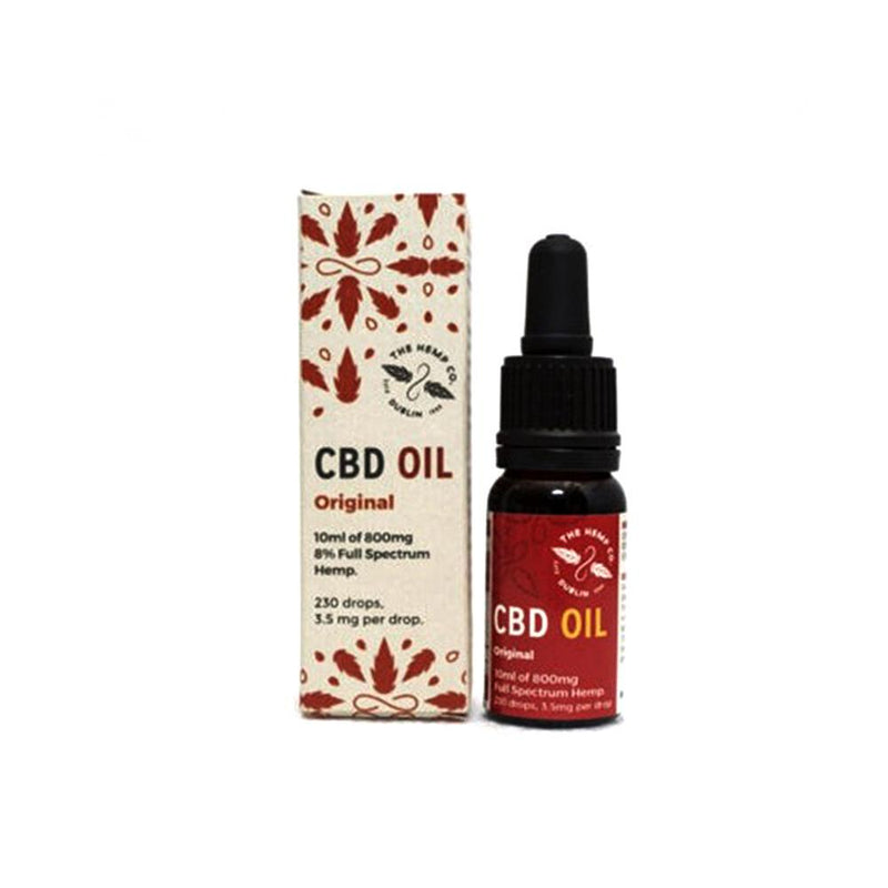 Whole Hemp CBD Oil 8%