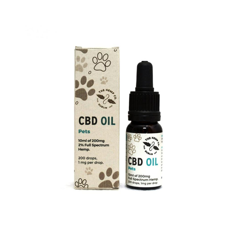 Whole Hemp CBD Oil PETS