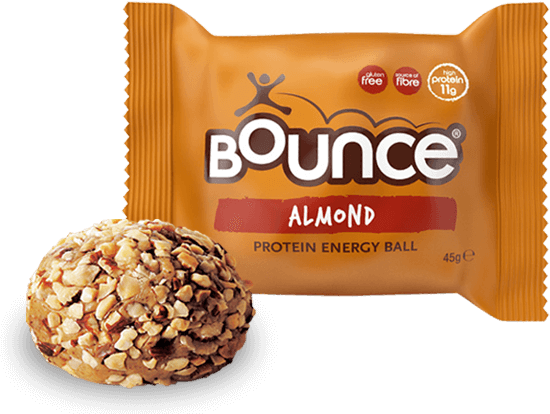 Bounce - Almond Protein Ball 12 sachets pack
