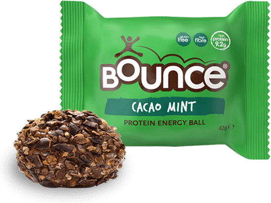 Bounce - Cacao Mint Protein Bomb 12 sachets pack