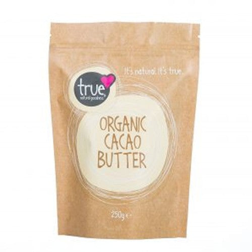 True Natural Goodness	Cacao Butter Organic	1x250g