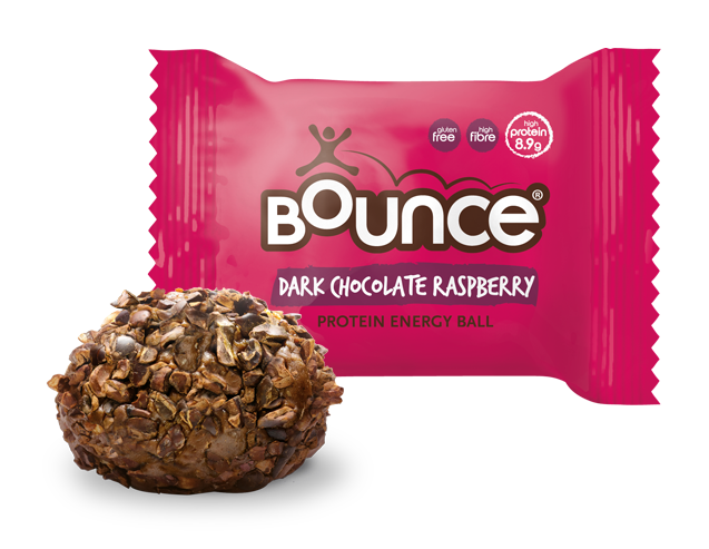 Bounce - Dark Chocolate Protein Ball 12 sachets pack