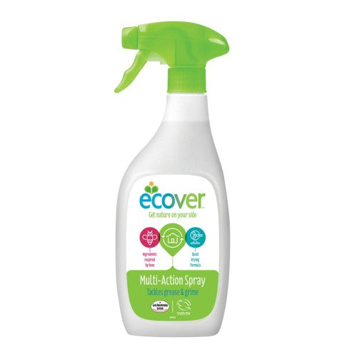 Ecover	Multi Action Spray 	6x500ml