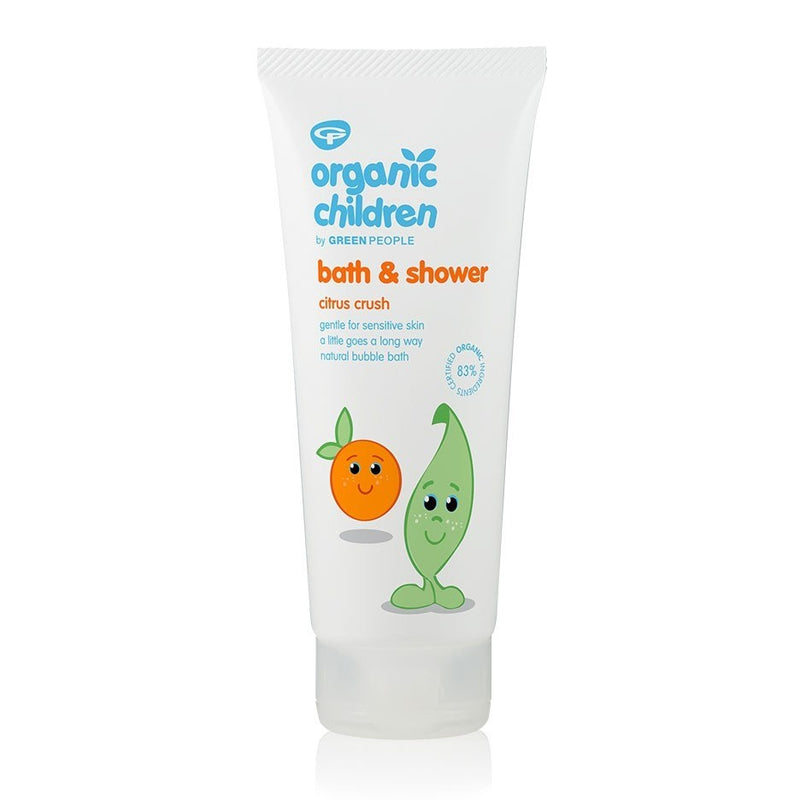 Green People - Bath & Shower - Citrus & Aloe Vera 200mL
