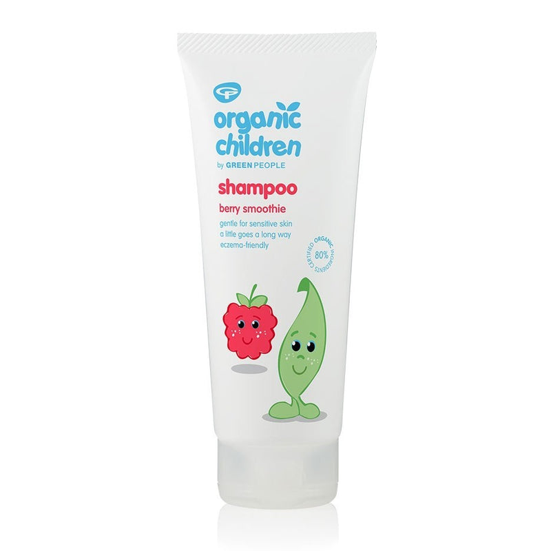 Green People - Shampoo - Berry Smoothie 200mL