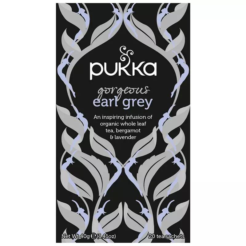 Pukka - Gorgeous Earl Grey 4 Box Pack