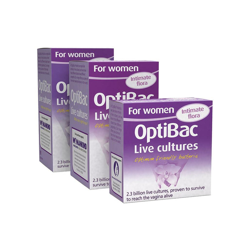 OptiBac - For Women