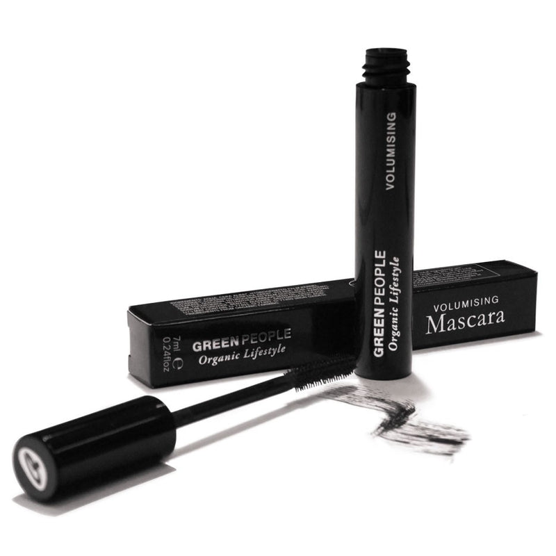 Green People - Volumising Mascara - Black