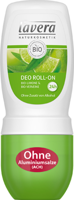 Lavera - Lime Sensation Gentle Deodorant Roll