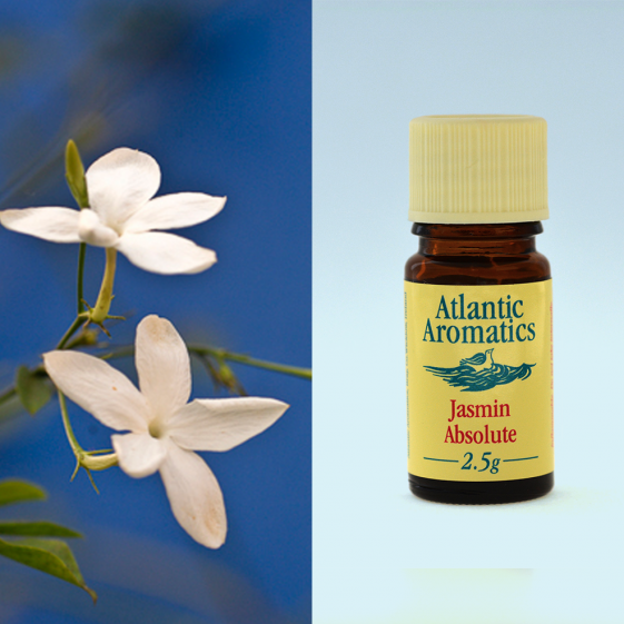 Atlantic Aromatics	Jasmin Absolute	1x2.5g
