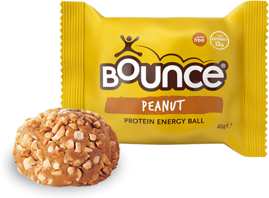 Bounce - Peanut Protein Ball 12 sachets pack