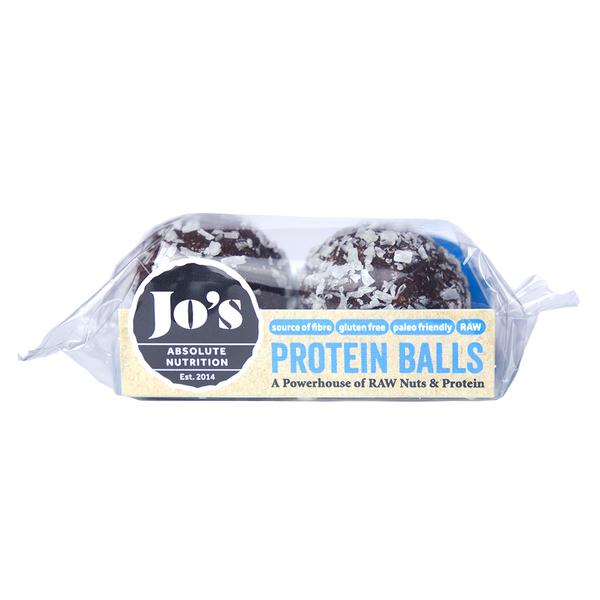 Jos Absolute Nutrition - Chocolate Protein Ball 15x50g pack