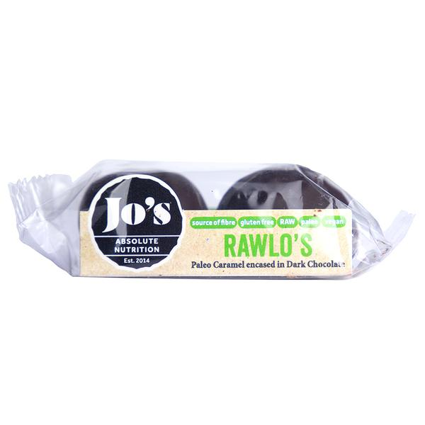 Jos Absolute Nutrition - Date/Almond Centre/70% Chocolate 15x50g pack