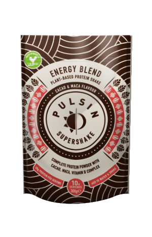 Pulsin - Energy Cacao & Maca Supershake