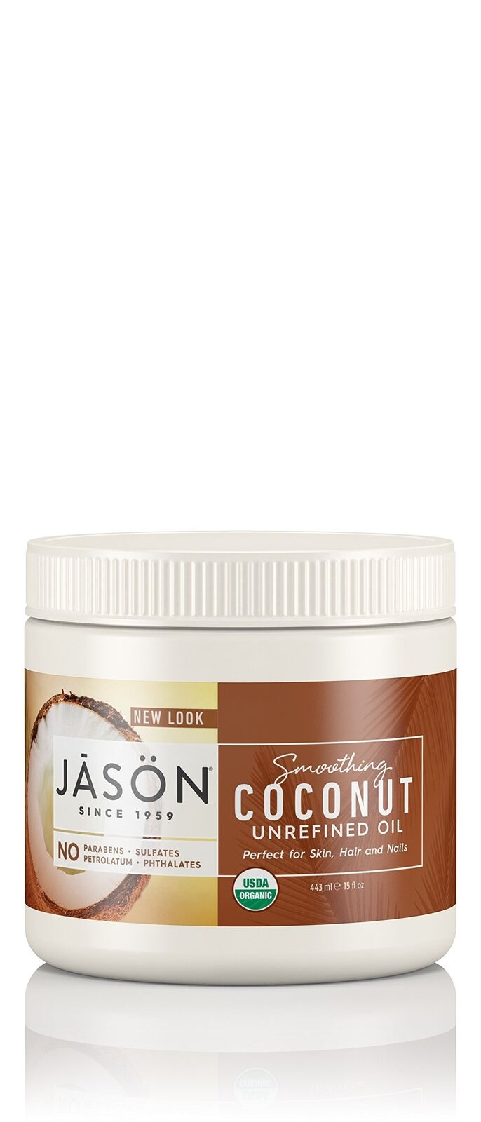 Jason  - Coconut Oil for Skin Hair & Nails
