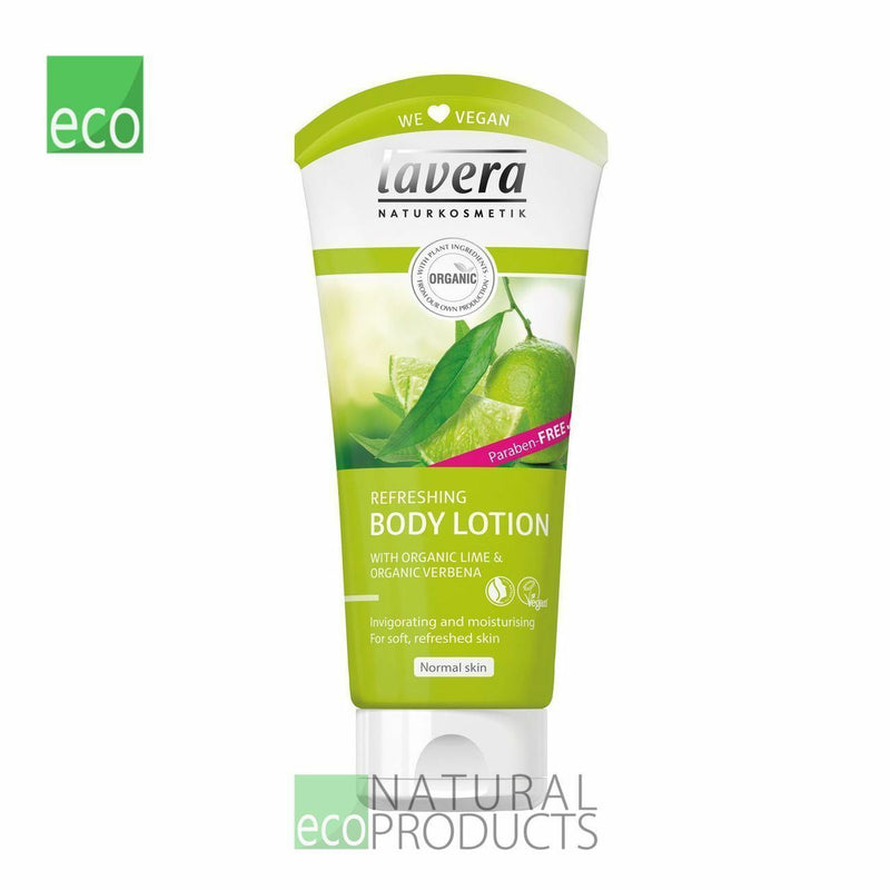 Lavera - Lime Sensation Body Lotion