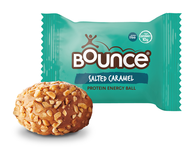 Bounce - Salted Caramel Protein Ball 12 sachets pack