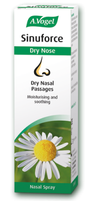 A. Vogel Sinuforce Dry Nose Spray 15ml
