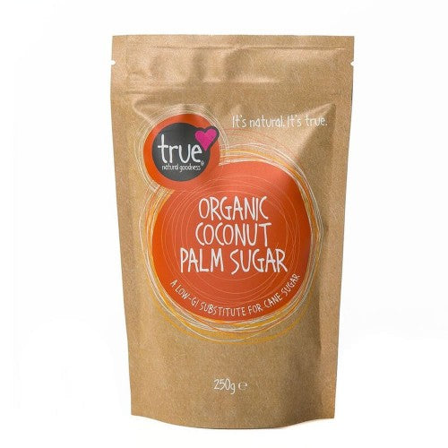 True Natural Goodness	Coconut Palm Sugar Organic	1x250g